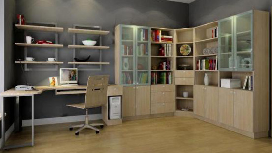 Home Interior Design   Study Room Design