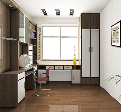 Study Room Design Kuala Lumpur on bookshelves designs for home