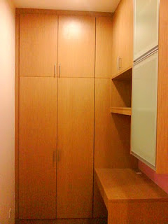 Wardrobe with Study Table