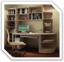 Home Interior Design Study Room