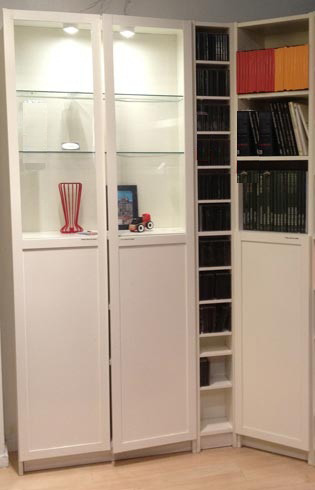Living Room Display Cabinet Singapore
