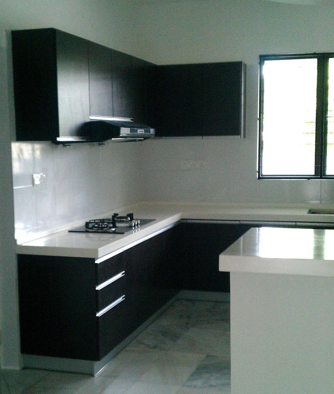 Designing Kitchen Cabinet Layout: Kitchen Cabinet Kuala Lumpur, Malaysia