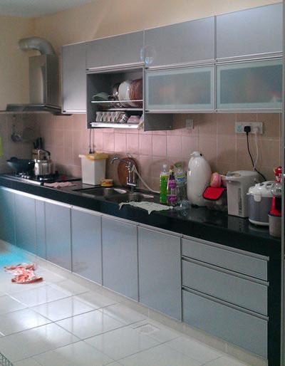 Kitchen Cabinet In Klang Area